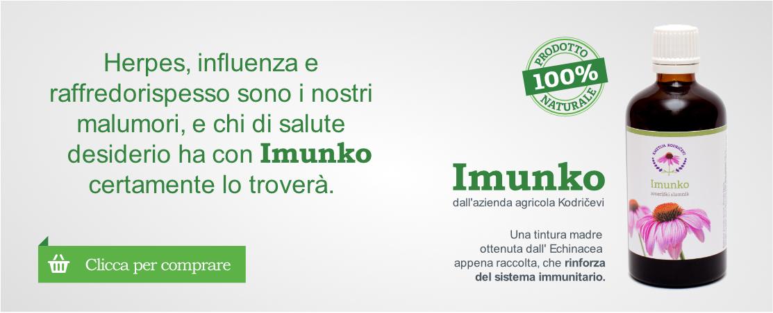 Iimunko - Echinacea tincture